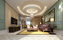 四川成都家装设计公司-客厅家具布置-家居装饰设计