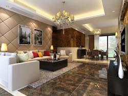 家装设计案例-成都家居装修公司案例