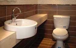 卫生间防水工程施工工艺做法图片