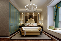 卧室设计-成都家装公司