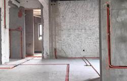 2017成都家装设计公司装修工地龙湖天街家装|家居整装全包装修