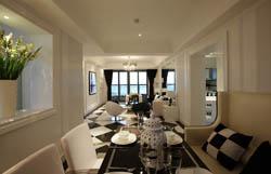 现代风格家庭装修设计-成都家装公司