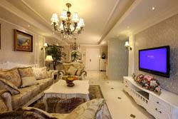 欧式风格家装案例-成都家装设计公司