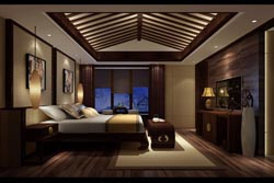 成都专业酒店装修设计公司案例作品