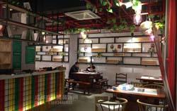 龙泉火锅店工装工地案例作品|服装店|餐厅|火锅店装修设计公司工地