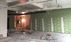 2017年成都布兰德电子工装工地|铺面|医院|KTV装修设计