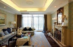 成都百悦城家装设计效果图案例-卓鼎轩装修公司