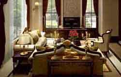 麓山国际业主别墅装修案例-成都装饰公司