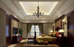 别墅装修设计之软装设计项目图片-华阳|双流别墅装饰公司