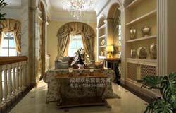 别墅装修案例-别墅装修公司效果图-温江|龙泉别墅装饰