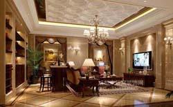 别墅装修设计效果图-成都装饰网图片-青白江|龙泉别墅装饰公司