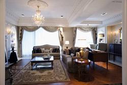 别墅装修功能分区设计成都别墅装饰公司图片案例