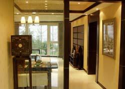 家装工装室内装饰装修风格之新中式
