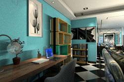武侯区室内装饰设计师作品-双流装饰公司