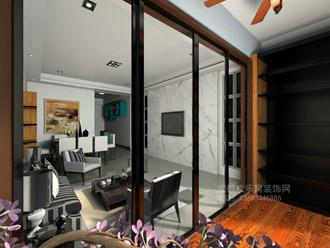 阳台设计案例图片