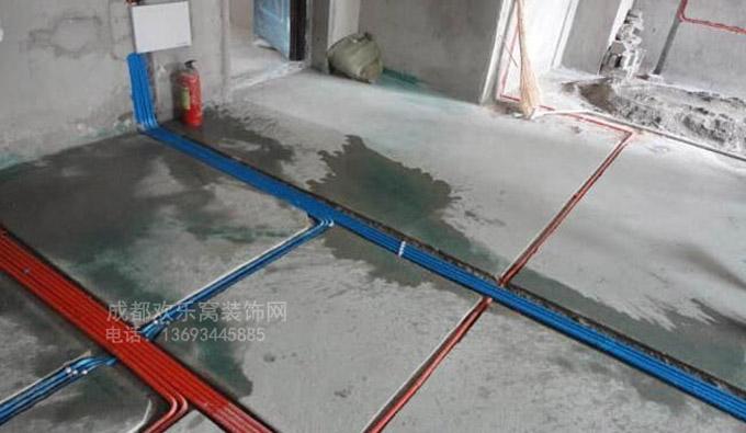 家装基础装修材料-水电工程材料