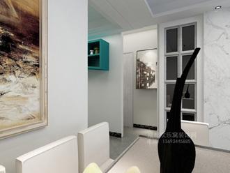 现代风格餐厅室内装饰设计