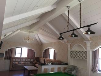 成都别墅装修项目经理案例图片