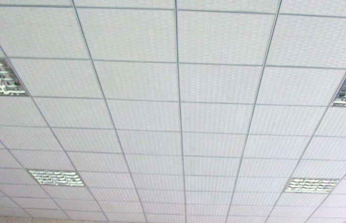 吊顶一般用什么材料?_成都装修网知识图片