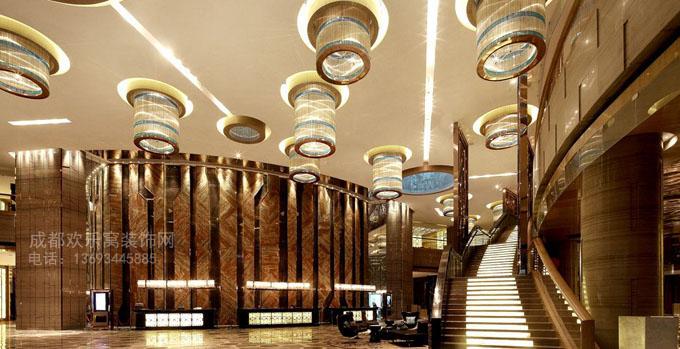 酒店装修专项工程设计有哪些?图片案例