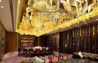 酒店装饰装修案例参考图