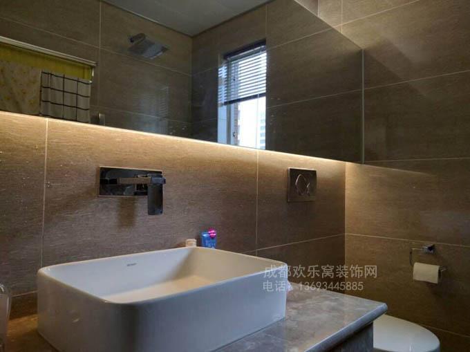 卫生间装修风水禁忌_成都家装公司图片参考