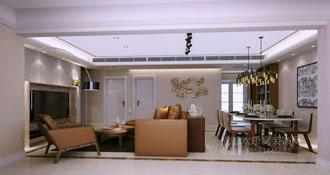 成都高新区华阳室内设计师-马彪家装作品案例