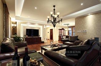客厅装修设计案例-余苛阳