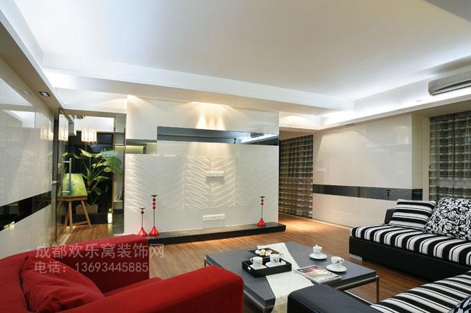 家装公司现代风格案例