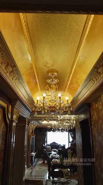 成都客厅室内设计装修案例