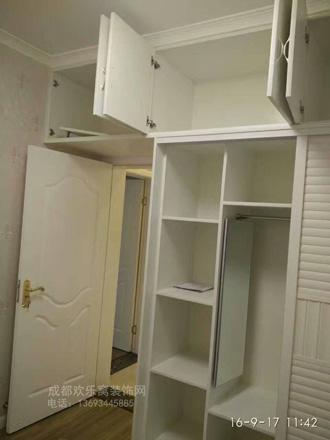 成都双流家居装修案例-武侯区项目经理