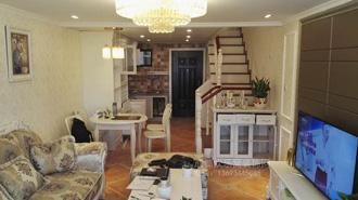 成都装饰公司-客厅室内装修设计案例-余苛阳
