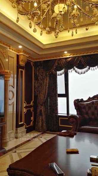 余苛阳室内装修设计装饰案例