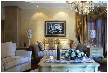 别墅装修设计师设计图片案例