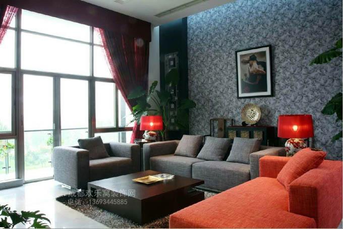 家装冬季装修知识图片参考-成都装修公司-欢乐窝装饰网