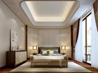 高新区客户新中式风格家装案例
