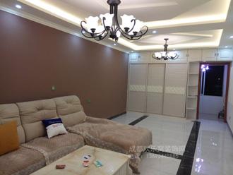 家居旧房翻新案例-武侯区项目经理施工
