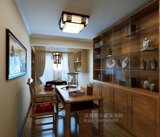 现代风格室内设计案例-王强作