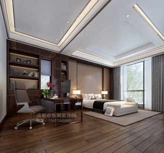 高新区业主家庭装修设计作品