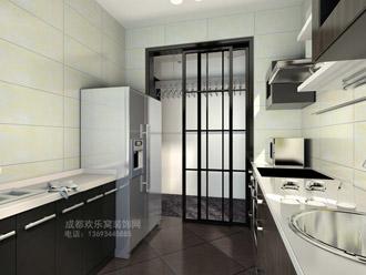 厨房设计案例图片